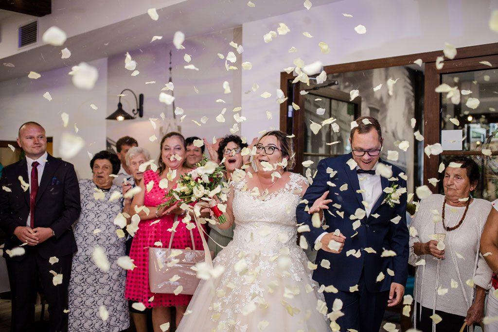Basia i Bas - fotograf na ceremonie ślubu